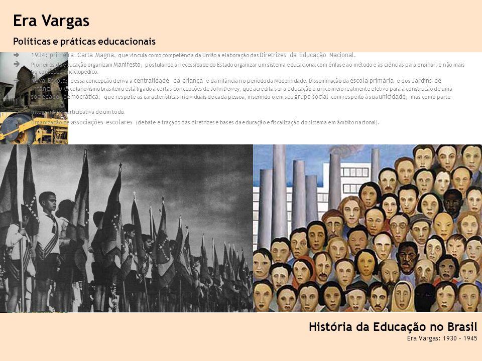Ciência, Tecnologia e Educação no Brasil Hélio Henkin ( FCE / UFRGS ) 86 1934: primeira Carta Magna, que vincula como competência da União a elaboraçã