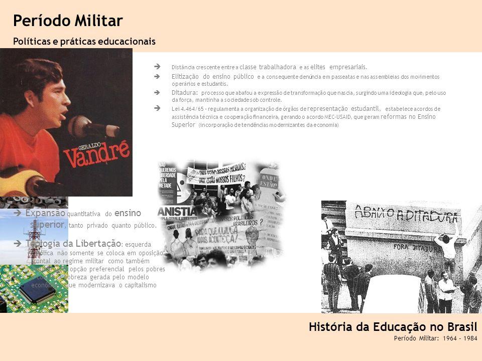 Ciência, Tecnologia e Educação no Brasil Hélio Henkin ( FCE / UFRGS ) 90 Distância crescente entre a classe trabalhadora e as elites empresariais. Eli