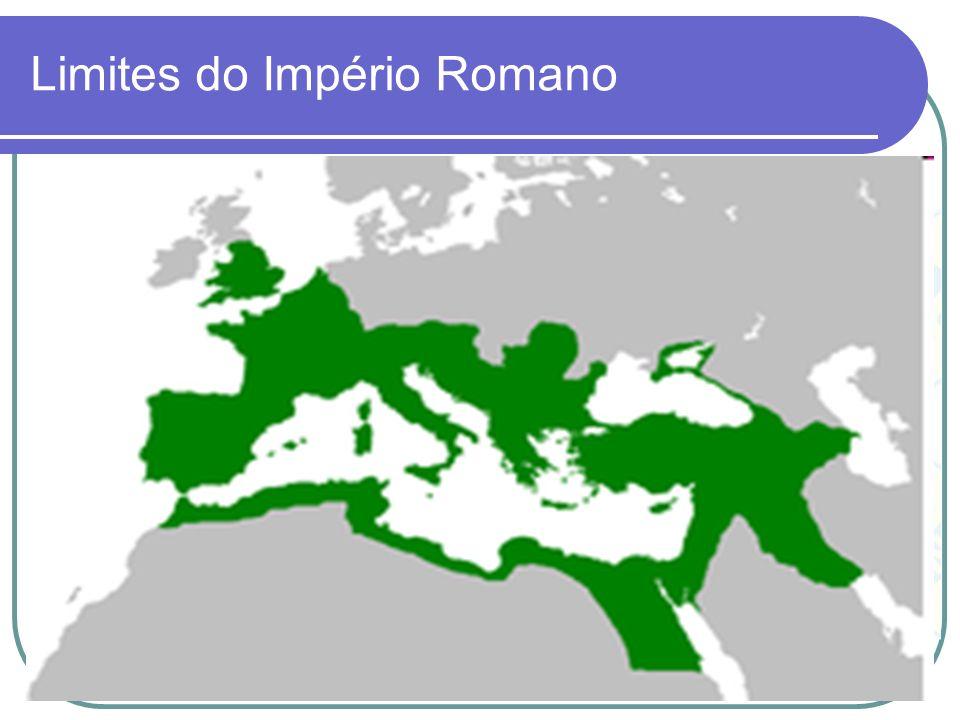 Limites do Império Romano