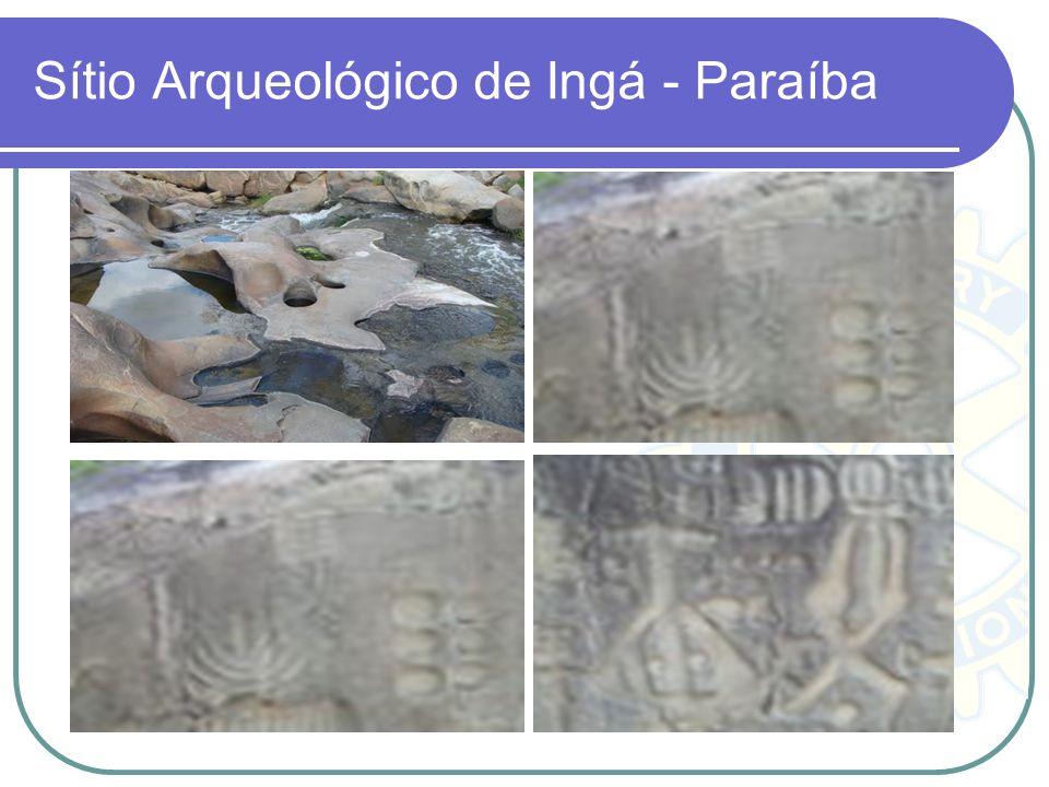 Sítio Arqueológico de Ingá - Paraíba