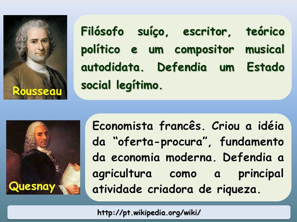 http://pt.wikipedia.org/wiki/http://pt.wikipedia.org/wiki/ Filósofo suíço, escritor, teórico político e um compositor musical autodidata. Defendia um