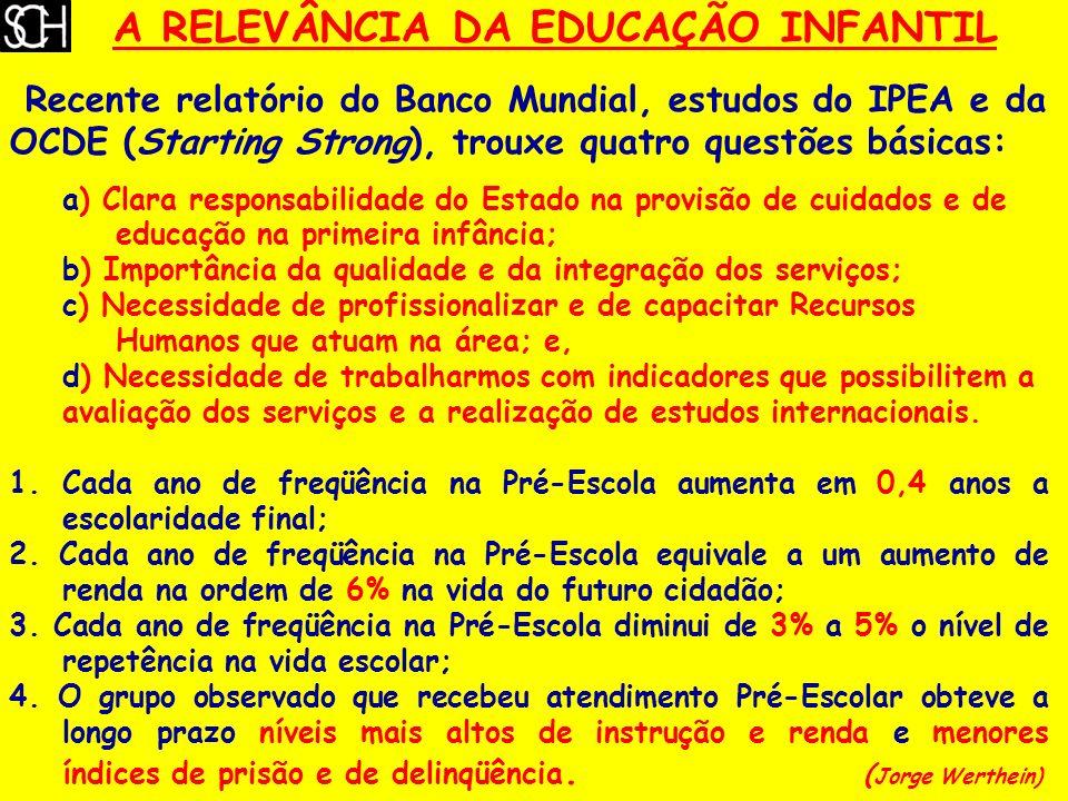 FUNDEB E A EDUCAÇÃO INFANTIL Fonte: PEC 415/2005 e PL que regulamenta a PEC: PEC - Artº 60, VII, § 1º - Para efeito da distribuição de recursos dos Fu