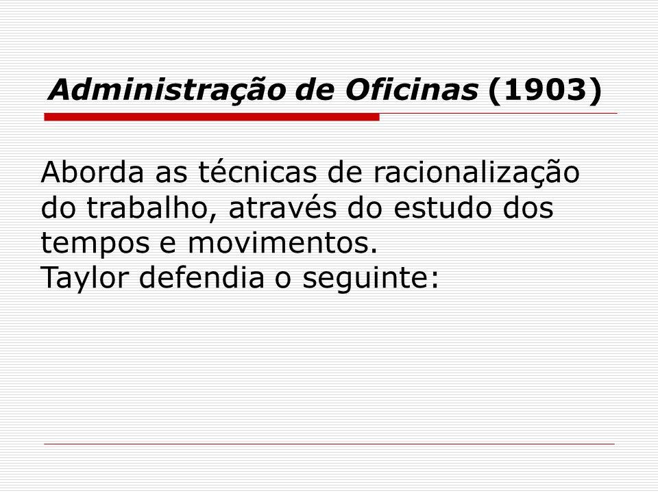 PRINCIPAIS ASPECTOS DA (ORT)