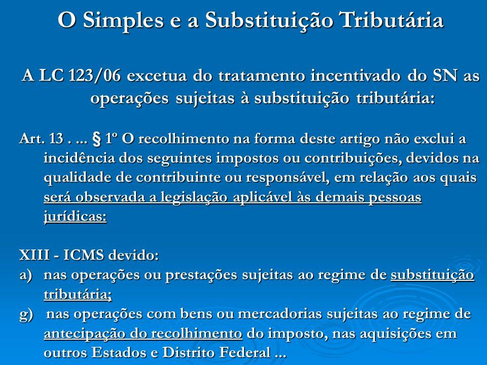 para os produtos que ingressaram na S.T., em São Paulo, a partir de fev/2008, e que não tem convênio ou protocolo interestadual, quando adquiridos de outro Estado, deverá ser feito, pelo adquirente, pagamento antecipado por guia especial de recolhimentos (art.