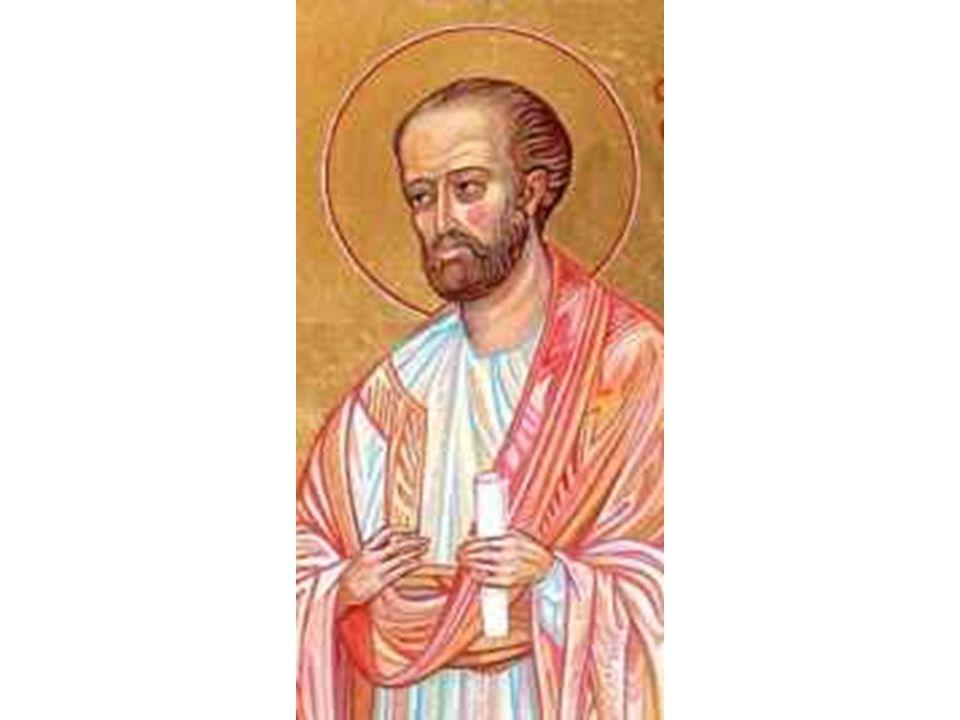 Tadeu foi martirizado cruelmente na Pérsia, morto a golpes de machado desferidos por sacerdotes pagãos.