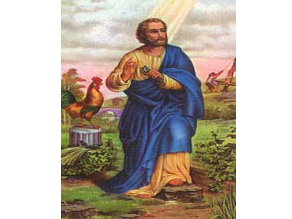 Jesus convocou os apóstolos, também pescadores e filhos de Zebedeu e Maria Salomé, Tiago Maior e João..