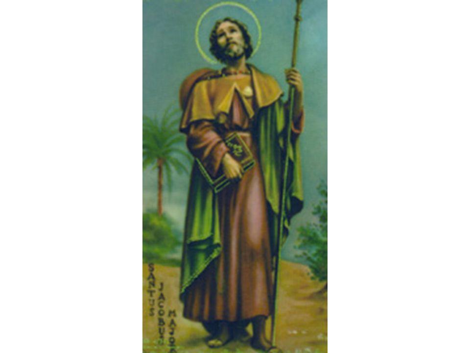 Tiago Maior era irmão de João.