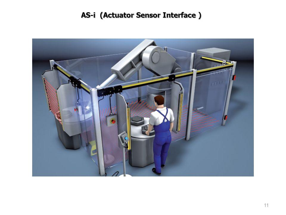 11 AS-i (Actuator Sensor Interface )