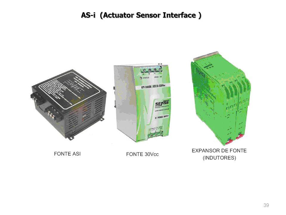 39 AS-i (Actuator Sensor Interface )