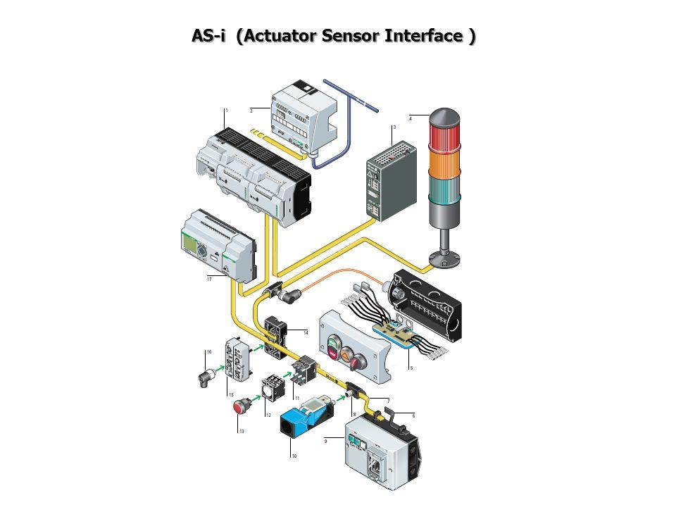 AS-i (Actuator Sensor Interface )