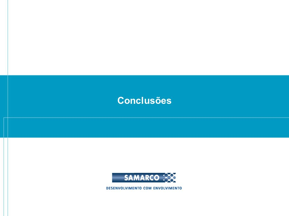1.Um inventário de emissões de GEE consolidado é a base pra qualquer ação que se queira tomar neste tema; 2.Os passos descritos permitem afirmar que o projeto de substituição de combustíveis não aconteceria na ausência dos estímulos advindos do MDL; 3.A emissão de CERs atesta: Compromisso com adoção de melhores práticas; Inovação; Articulação e capacidade gerencial; Ganhos financeiros.