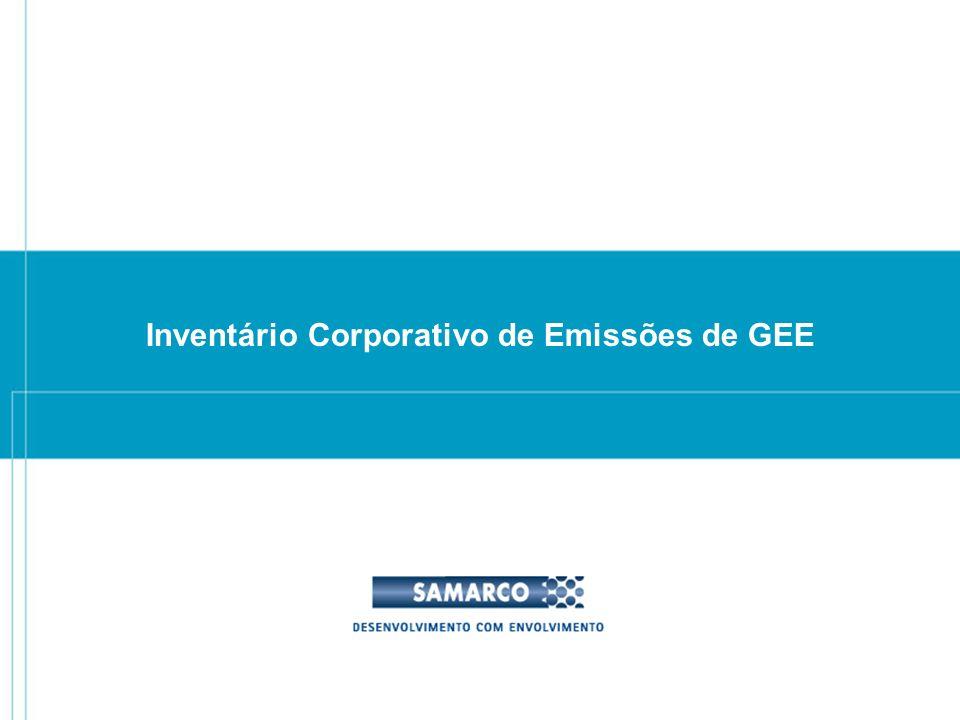 O Inventário Publicado desde 2007 (contrato de 10 anos), seguindo rigorosamente as normas ISO 14064 e GHG Protocol.