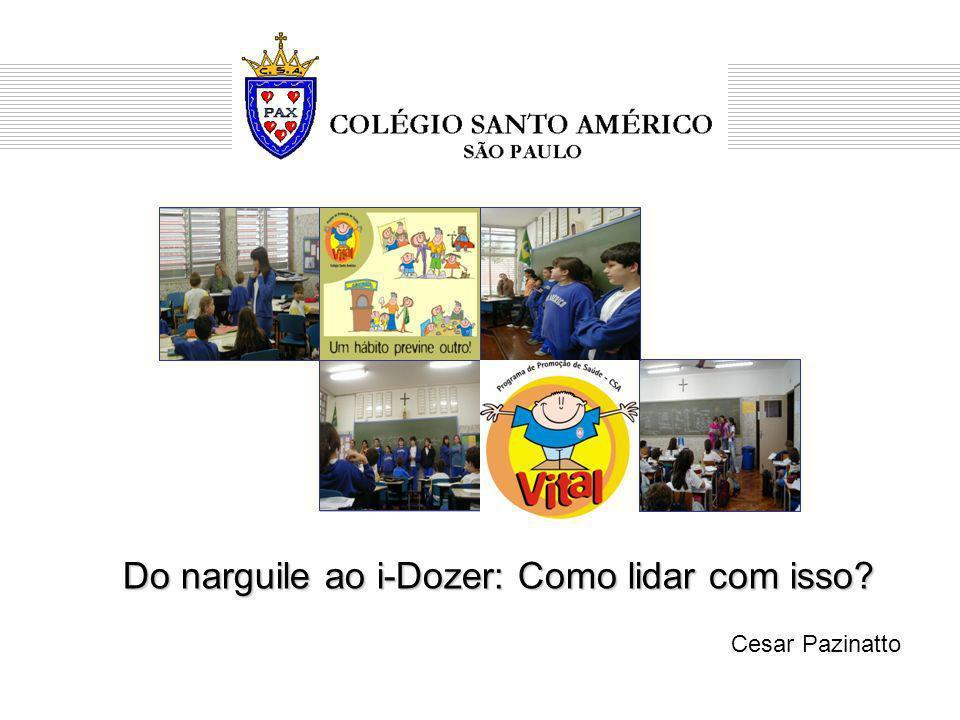 Company Logo Do narguile ao i-Dozer: Como lidar com isso? Cesar Pazinatto