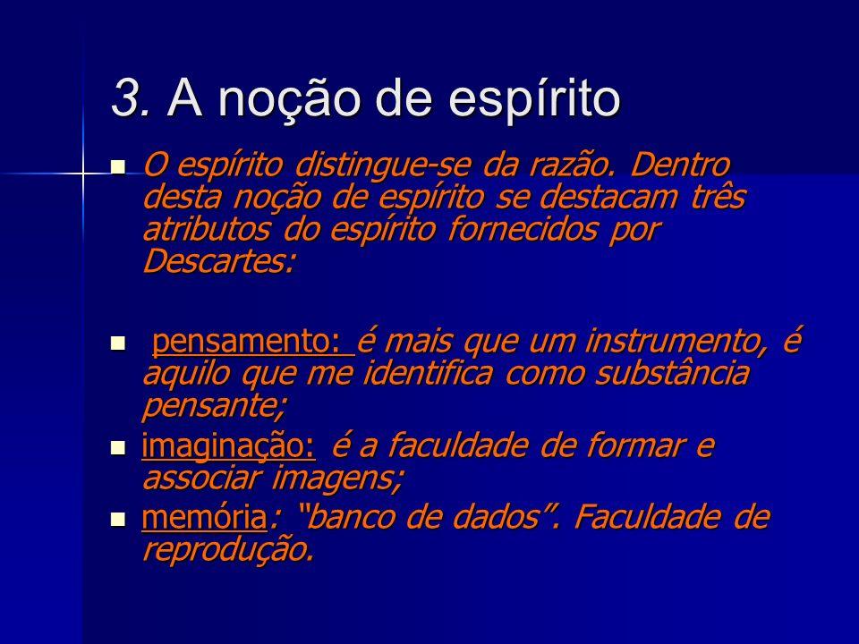 Conclusão MÉTODO DE TRABALHO Do que se trata; Do que se trata; A identificação das noções básicas; A identificação das noções básicas; Argumentação de Descartes.