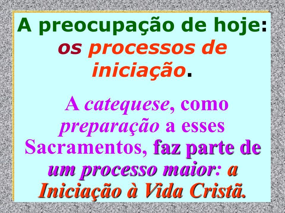 4 Iniciação à Vida Cristã O tema Iniciação à Vida Cristã é desdobramento de (2005) Diretório Nacional de Catequese (2005) (2007) Aparecida (2007) (2005) Brasil na Missão Continental...