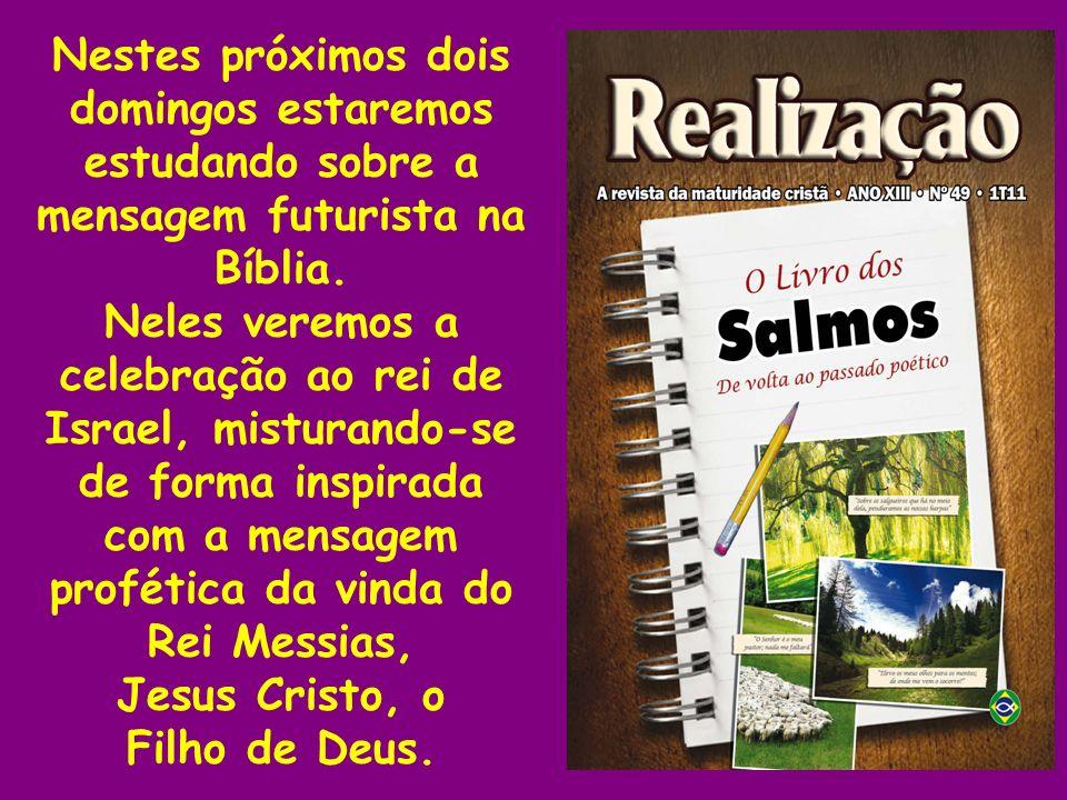 Salmo 24 1.Do Senhor é a terra e a sua plenitude; o mundo e aqueles que nele habitam.