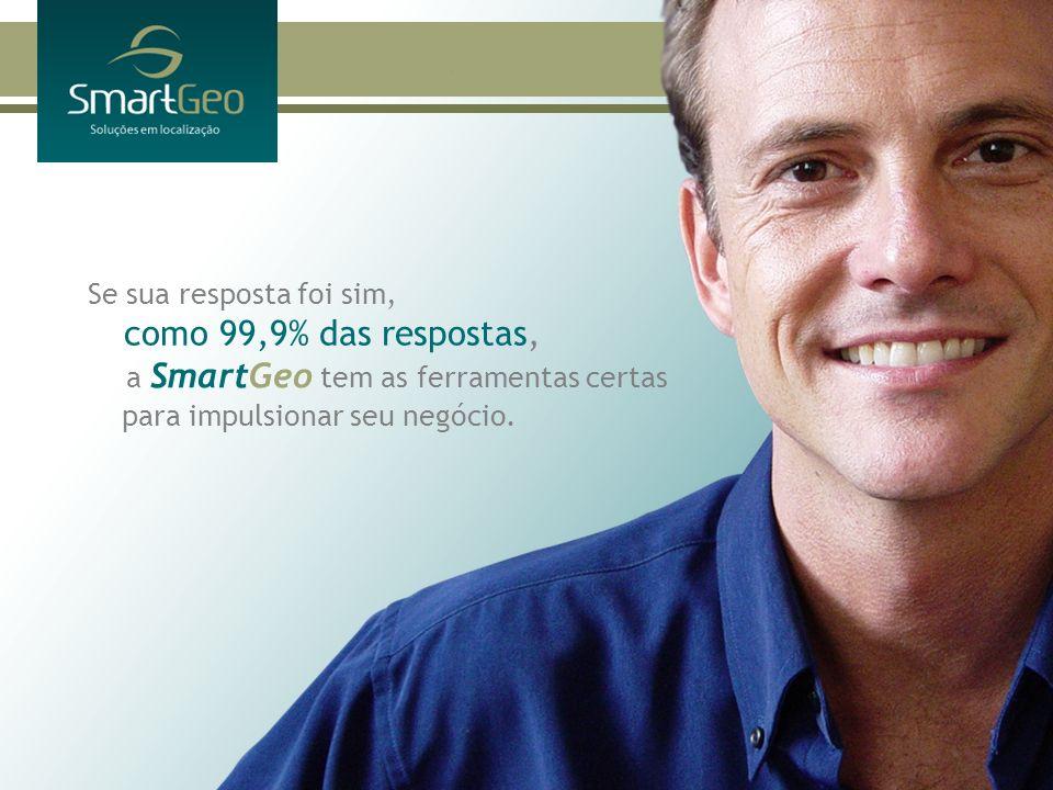 A SmartGeo é uma empresa especializada em desenvolver soluções em localização em todo território nacional.