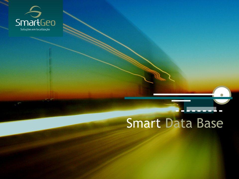 O Smart Data Base é um banco de dados inteligente e personalizado, com informações precisas da posição geográfica e distância de cada ponto de presença da sua empresa em relação ao local onde está o seu cliente.