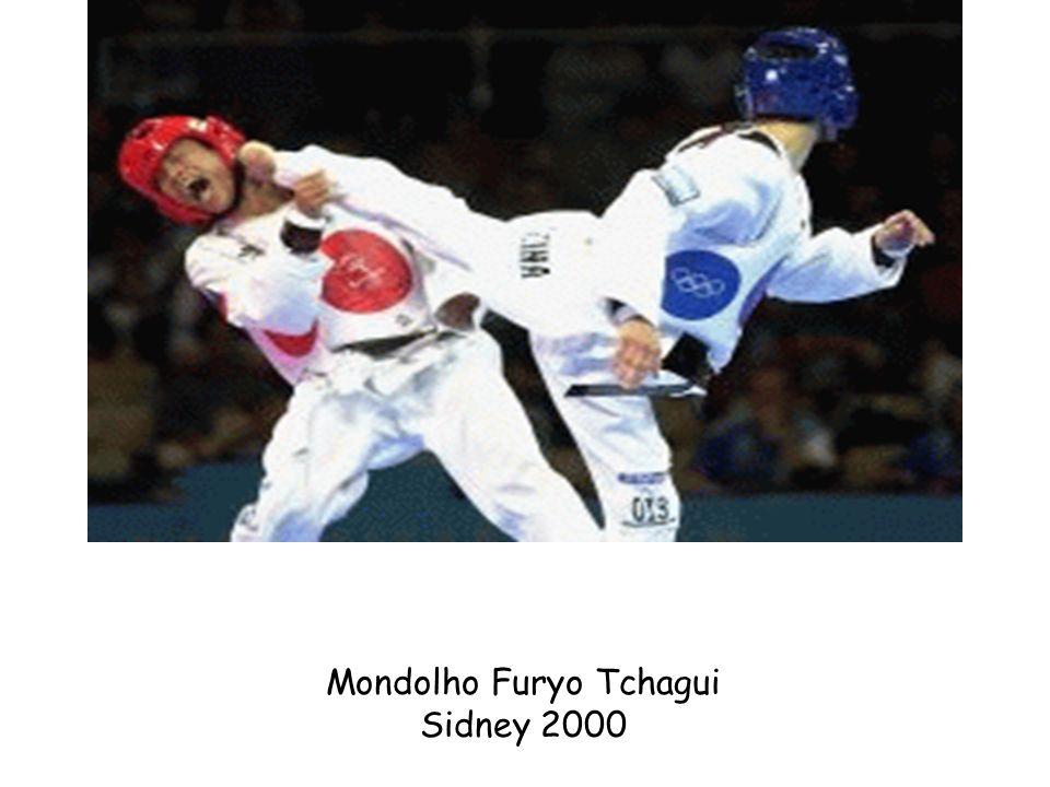 Mondolho Furyo Tchagui Sidney 2000