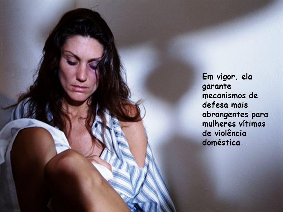 Após as tentativas de homicídio, Maria da Penha começou a atuar em movimentos sociais contra violência e impunidade e hoje é coordenadora de Estudos, Pesquisas e Publicações da Associação de Parentes e Amigos de Vítimas de Violência (APAVV) no Ceará.