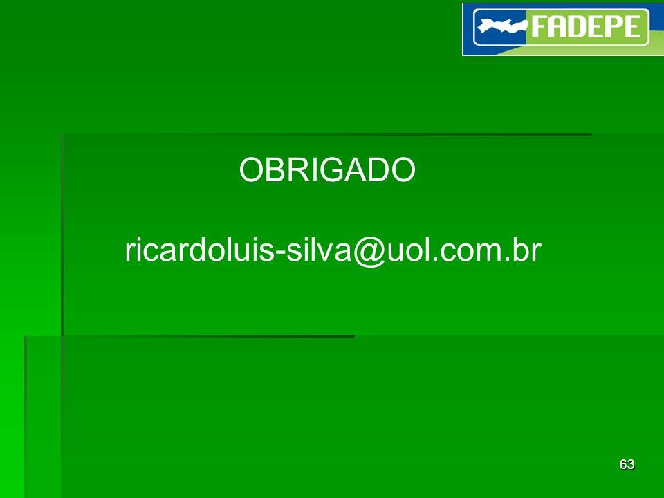 63 OBRIGADO ricardoluis-silva@uol.com.br
