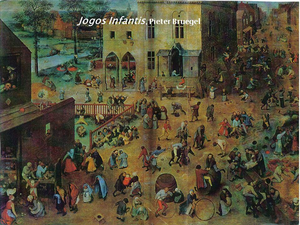 Jogos Infantis, Pieter Bruegel