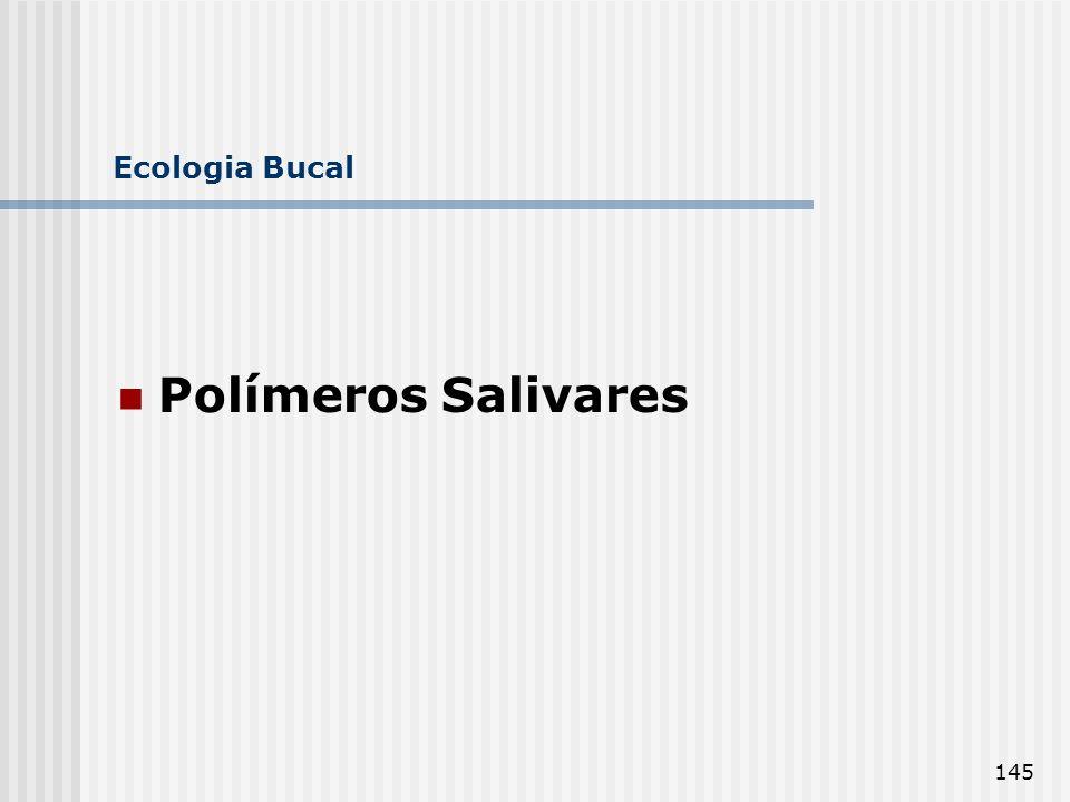 145 Ecologia Bucal Polímeros Salivares