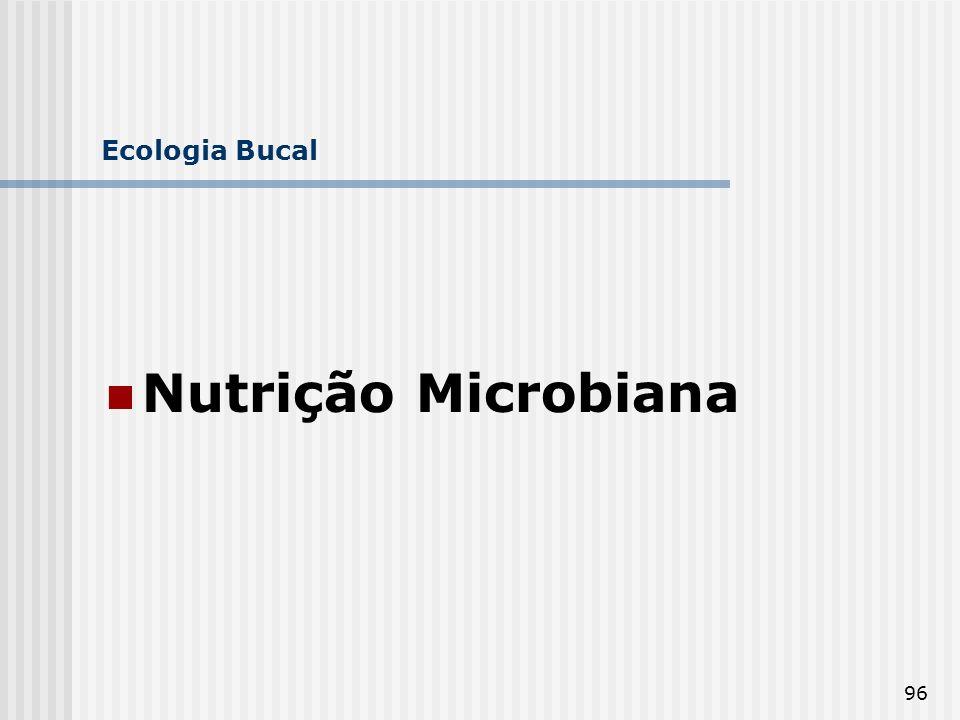 96 Ecologia Bucal Nutrição Microbiana