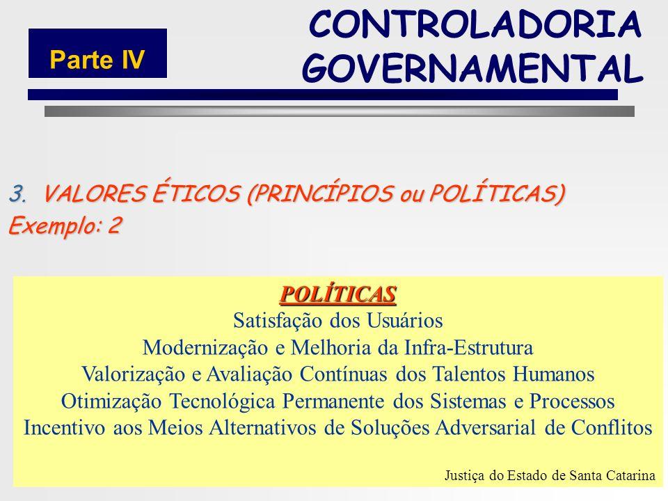 128 3.VALORES ÉTICOS (PRINCÍPIOS ou POLÍTICAS) Nesta fase, fazem-se a identificação e a definição dos valores (princípios) éticos que norteiam as ativ
