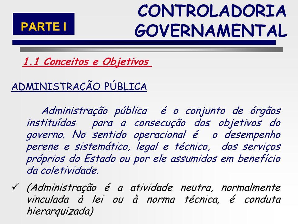 17 GOVERNO Governo é a direção suprema dos negócios públicos, é aquele que através do conjunto de poderes e órgãos constitucionais exerce o complexo d