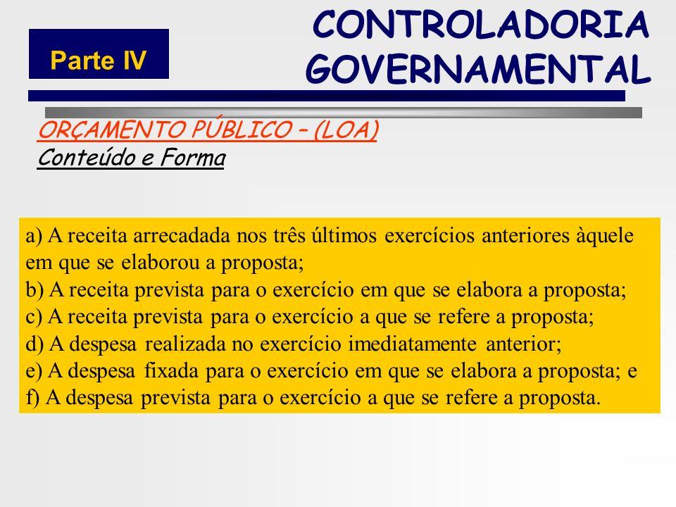 183 ORÇAMENTO PÚBLICO – (LOA) Conteúdo e Forma Art. 22. A proposta orçamentária que o Poder Executivo encaminhará ao Poder Legislativo nos prazos esta