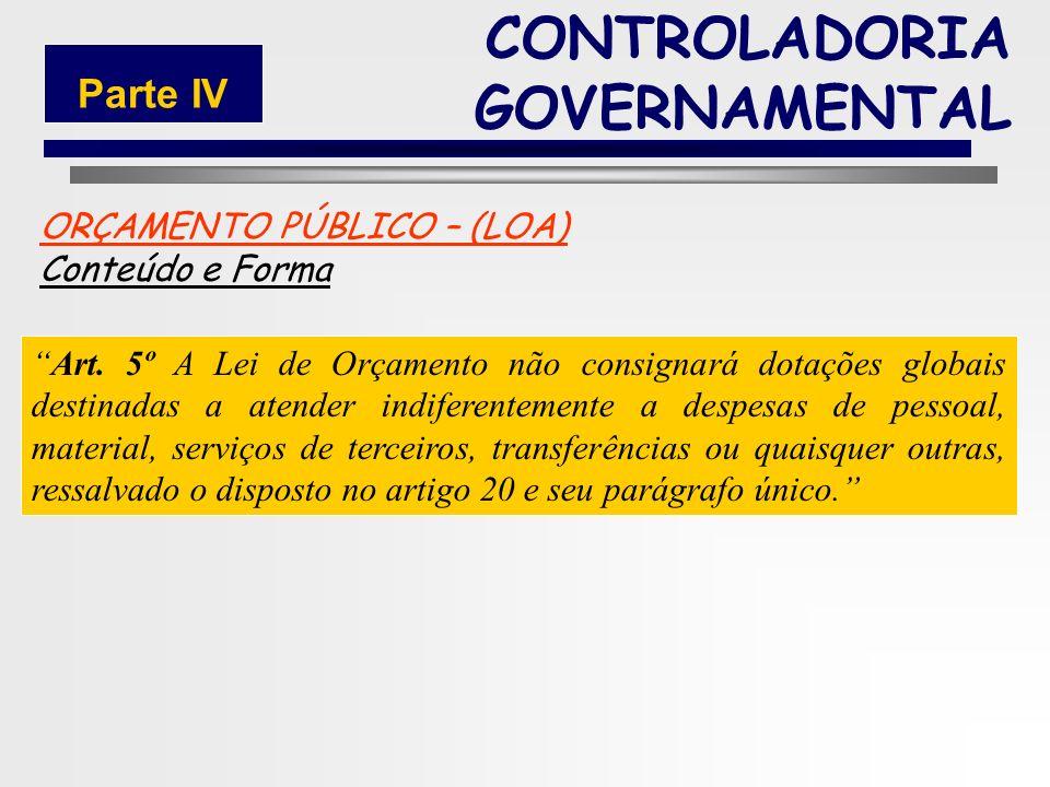 193 Art. 4º A Lei de Orçamento compreenderá todas as despesas próprias dos órgãos do governo e da administração centralizada, ou que, por intermédio d