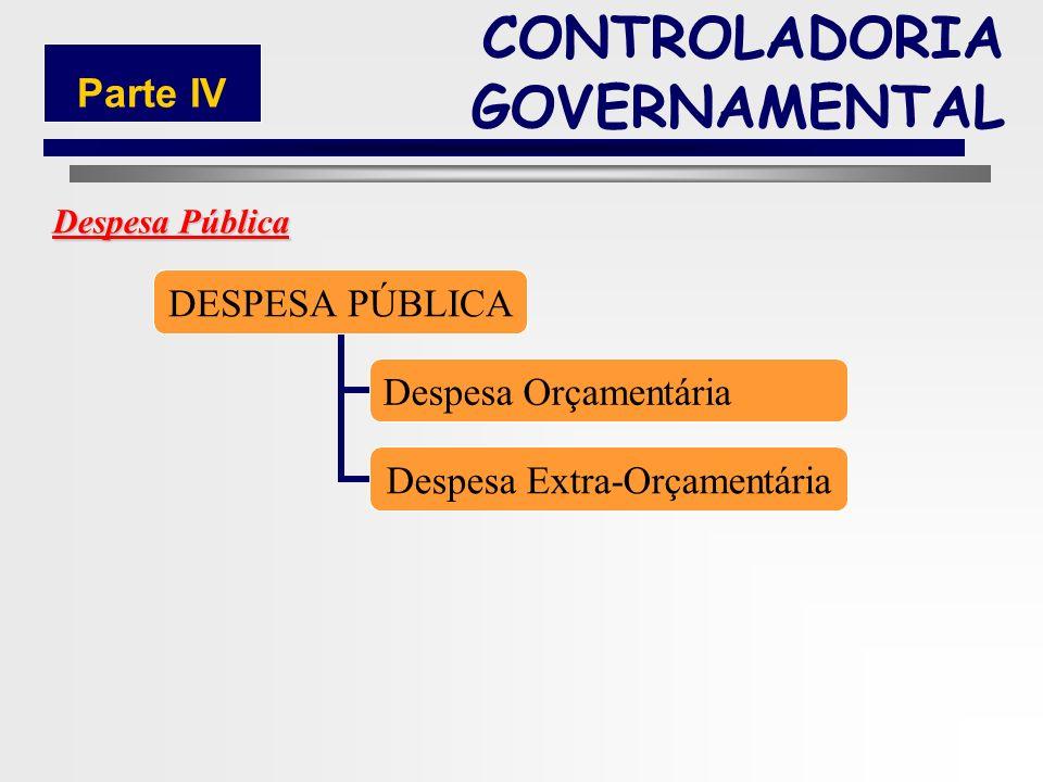 206 Conceito Contábil: Denomina-se despesa pública todas as saídas de recursos financeiros dos cofres públicos, recursos estes próprios (de natureza O