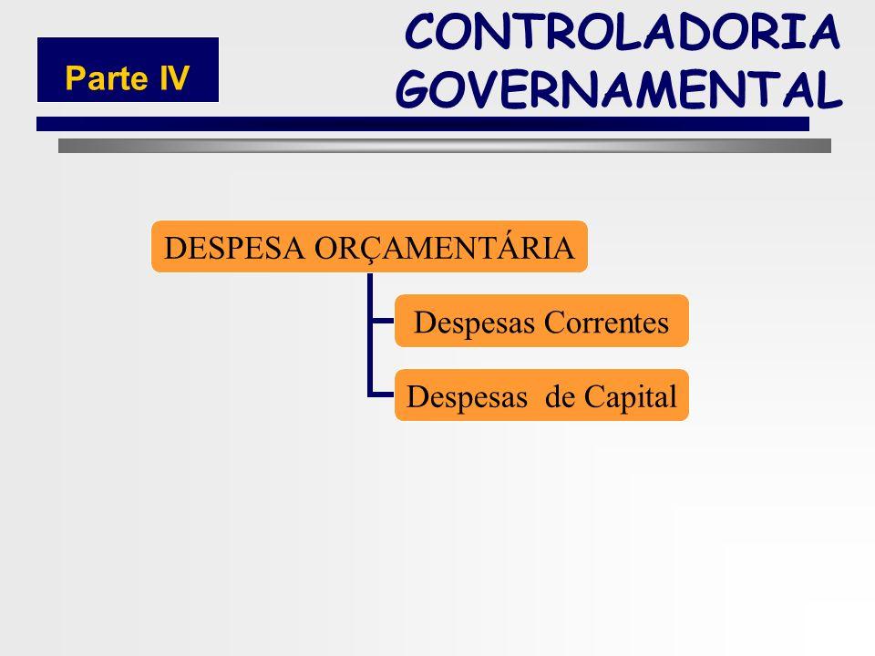 208 Conceito Contábil: Despesa Orçamentária: todas as saídas de recursos financeiros para serem aplicados em despesas correntes ou de capital, cuja re
