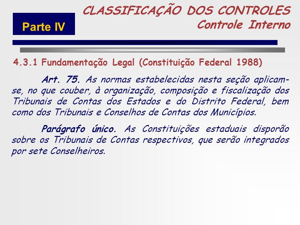 231 III - exercer o controle das operações de crédito, avais e garantias, bem como dos direitos e haveres da União; IV - apoiar o controle externo no