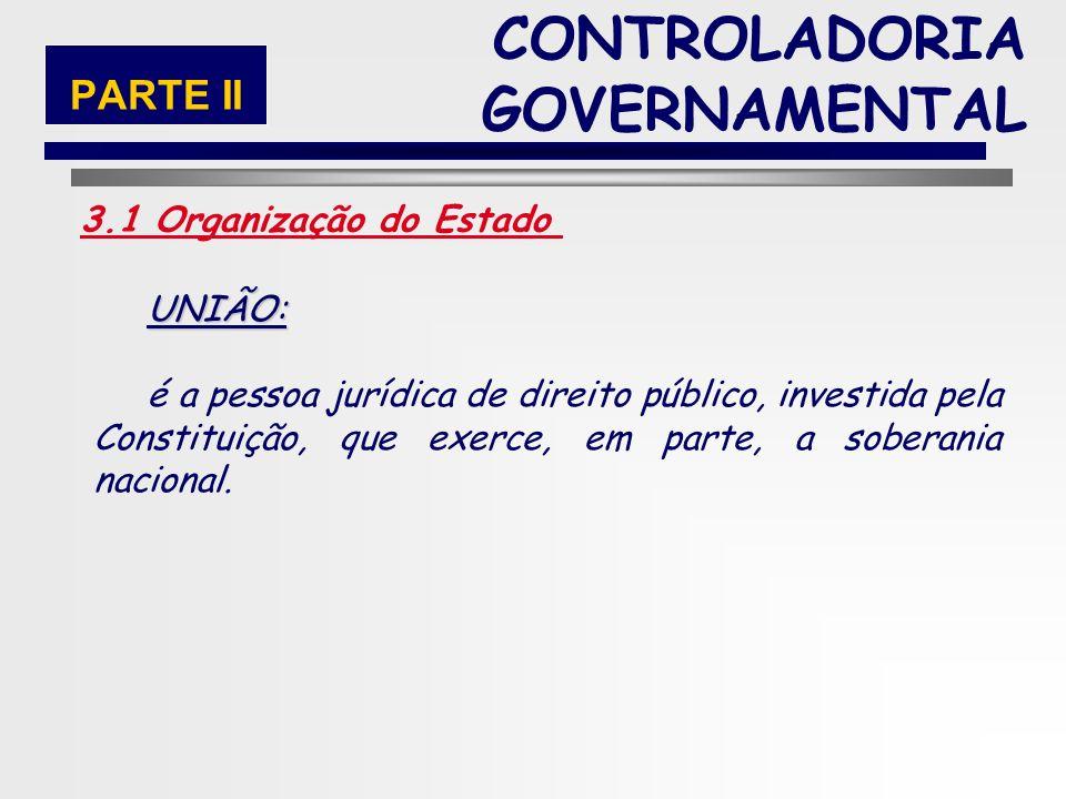 31 O Brasil é uma República Federativa composta por três níveis de governo federal (União), os governos estaduais e municipais. 27 Estados ( incluindo