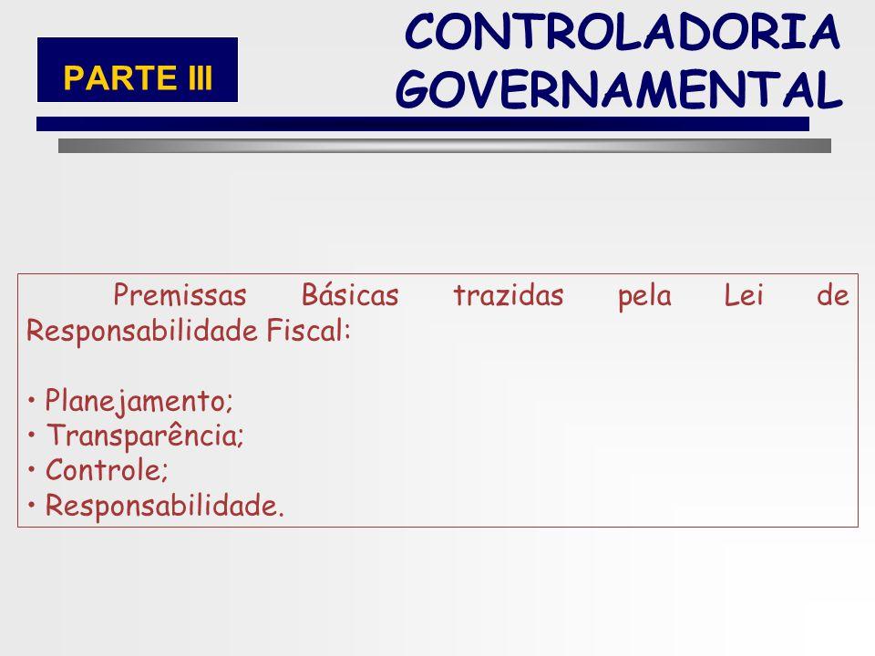 45 A LRF além de estabelecer as normas de finanças públicas, conforme determinava a constituição, passou a exigir do administrador público a necessida