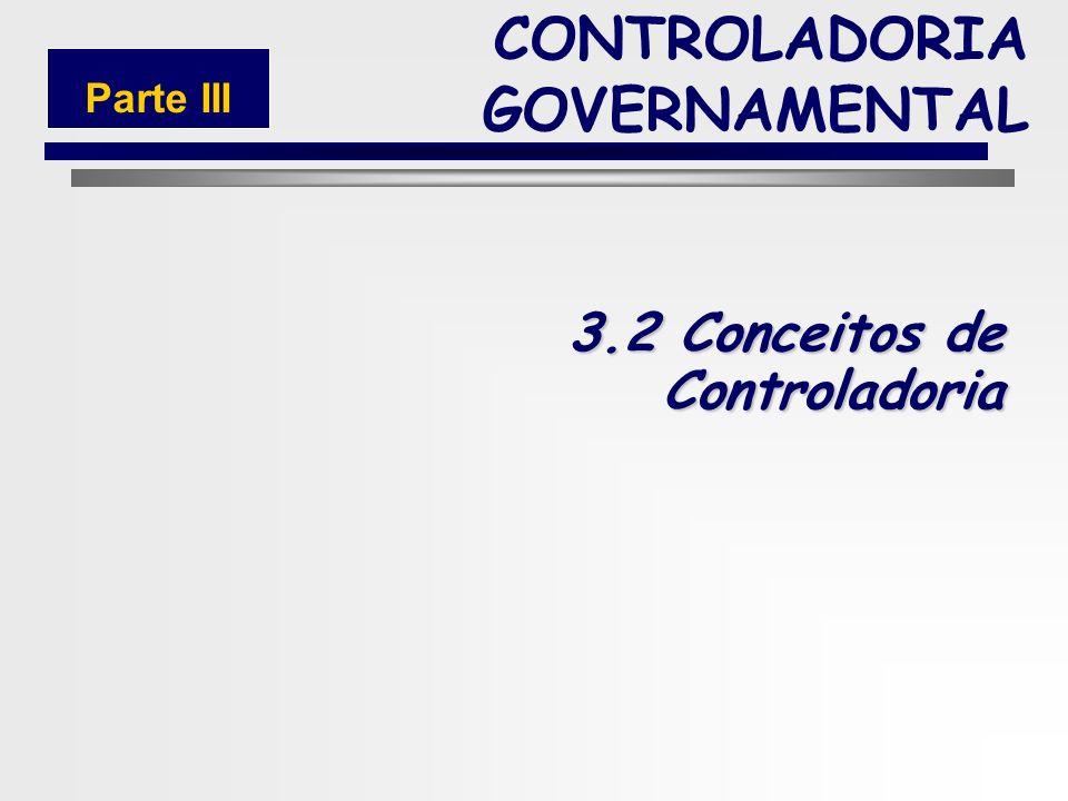 48 CONTROLADORIA GOVERNAMENTAL PARTE III Permitir planejamento fiscal consistente Tornar a gestão fiscal transparente Criar instrumento de controle so