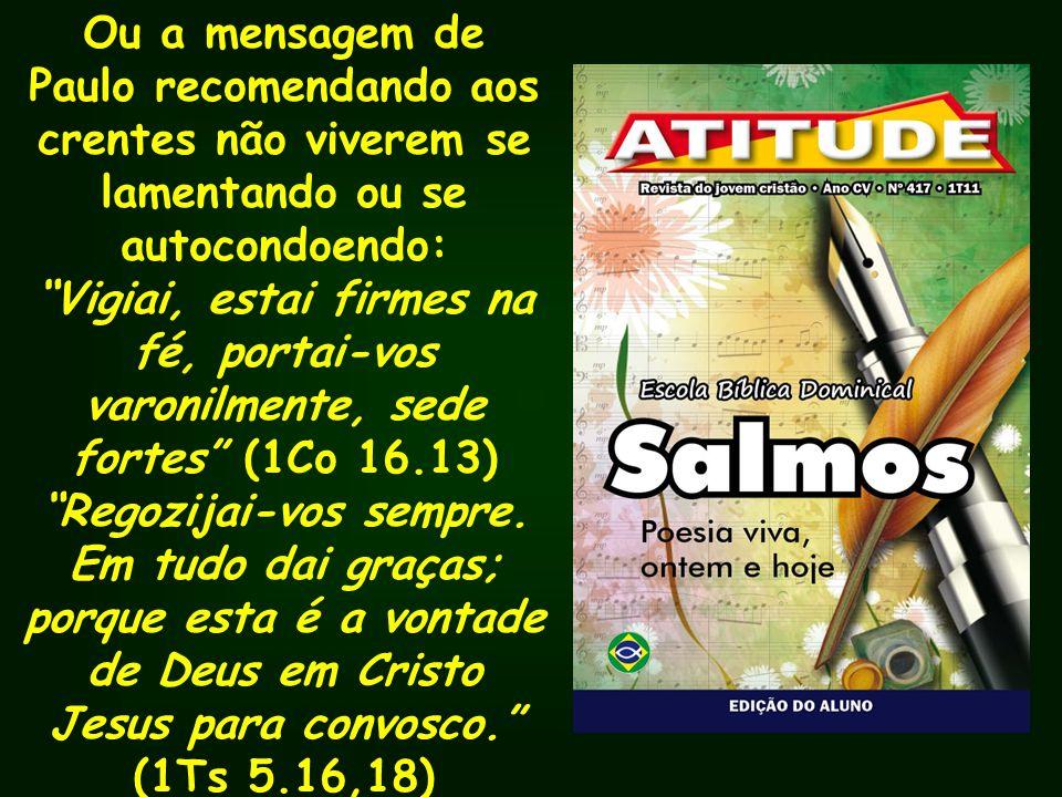 Salmo 49 Salmo 49 Versículos: 16; 17,18; 19 Salmo 51 Salmo 51 Versículos: 1; 5,9; 11 Salmo 52 Salmo 52 Versículos: 2,3; 5; 7 Salmo 53 Salmo 53 Versículos: 2; 5; 6