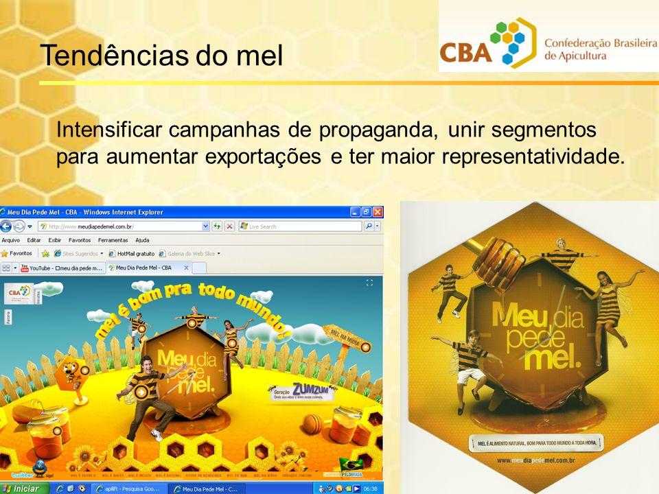 Intensificar campanhas de propaganda, unir segmentos para aumentar exportações e ter maior representatividade. Tendências do mel
