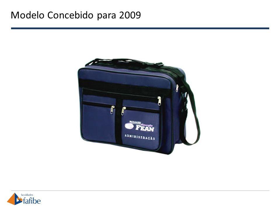 Modelo Concebido para 2009
