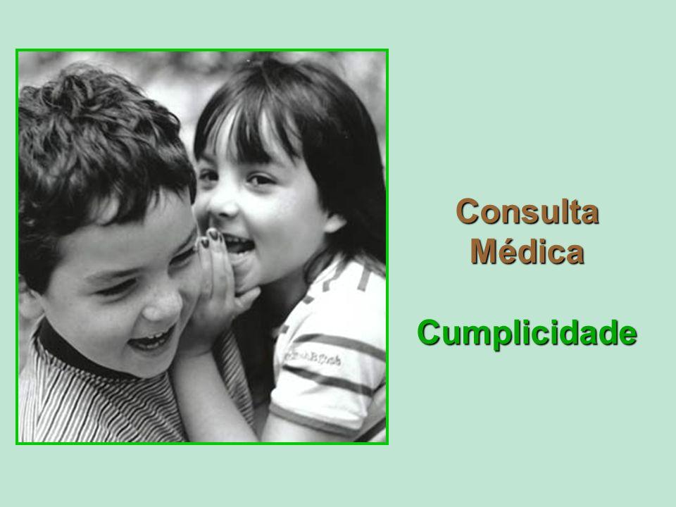 Consulta Médica Cumplicidade