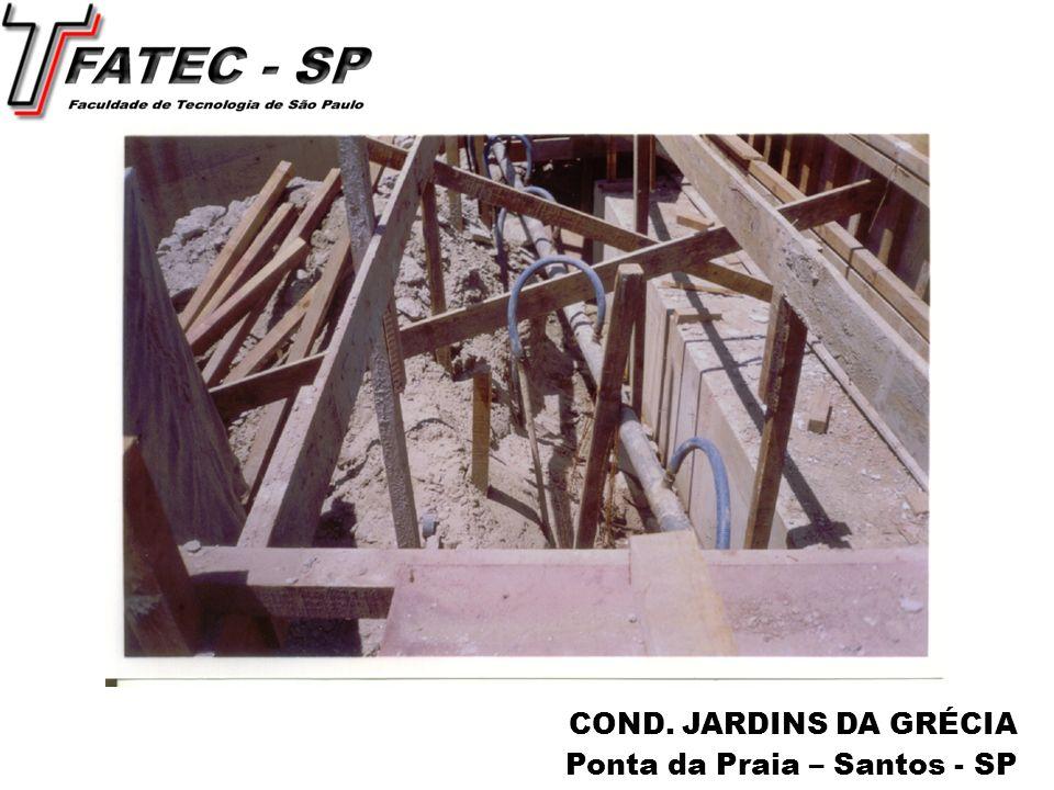 COND. JARDINS DA GRÉCIA Ponta da Praia – Santos - SP