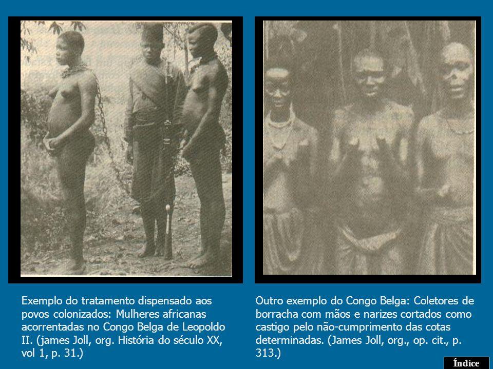 A PAZ ARMADA LIVRO: A COLONIZAÇÃO DA ÁFRICA E DA ÁSIA As raças superiores têm um direito perante as raças inferiores. Há para elas um direito porque h