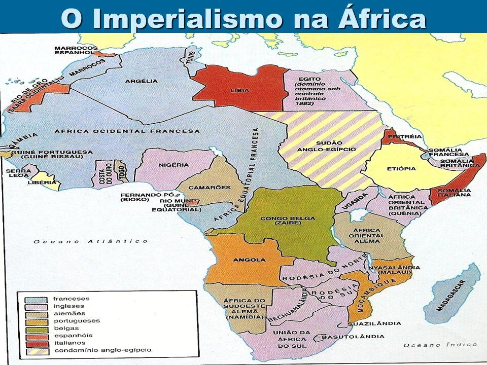 O Imperialismo na África
