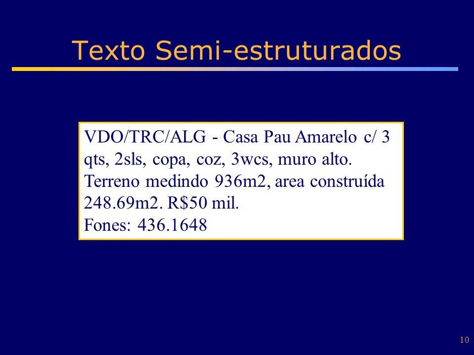 10 Texto Semi-estruturados VDO/TRC/ALG - Casa Pau Amarelo c/ 3 qts, 2sls, copa, coz, 3wcs, muro alto. Terreno medindo 936m2, area construída 248.69m2.