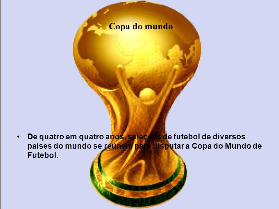 1958 Foi a sexta Copa do Mundo disputada,realizada na Suécia.