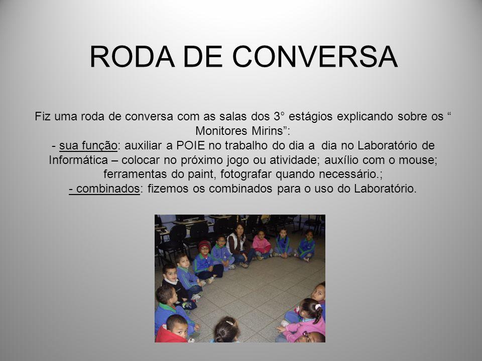 ESCOLHA DO ESTÁGIO Escolhi os 3° estágios ( alunos de 5 e 6 anos) para a realização deste trabalho, pois como quero desenvolver a autonomia, auto – es