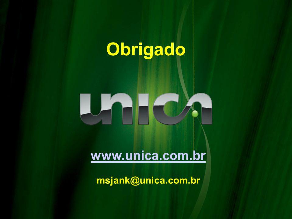 www.unica.com.br msjank@unica.com.br Obrigado