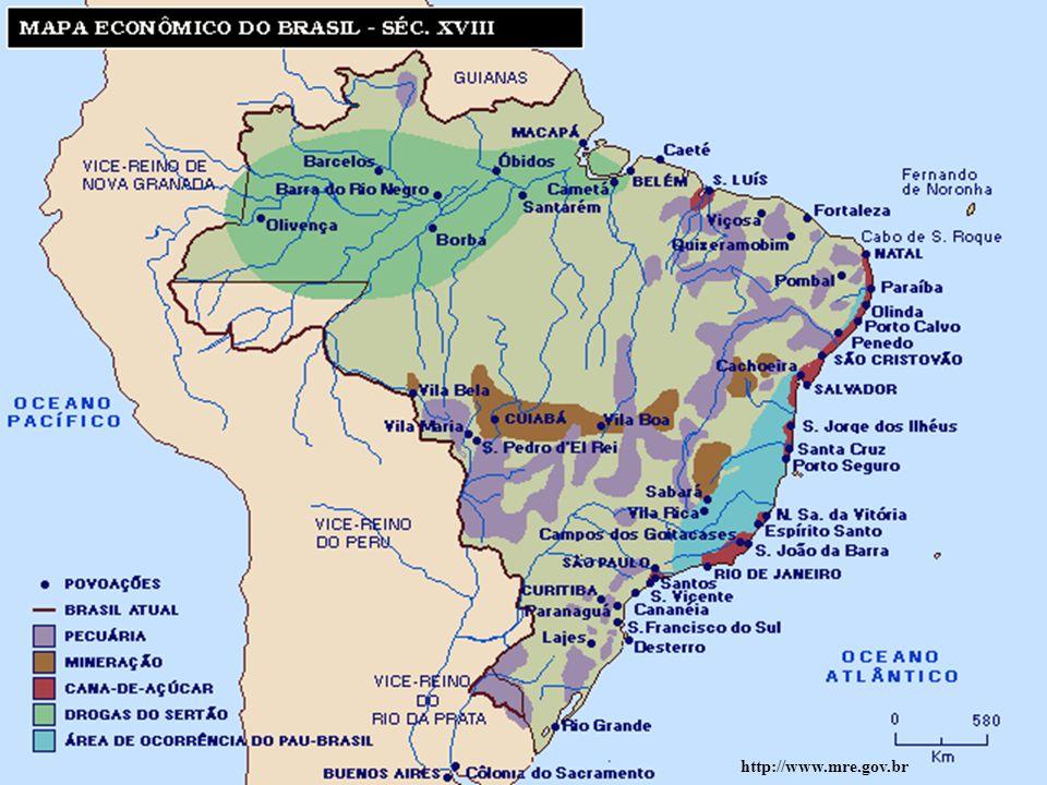 Mecanismos adaptados para drenagem dos rios http://www.ars.com.br/projetos/ibrasil/1998/txtref.htm